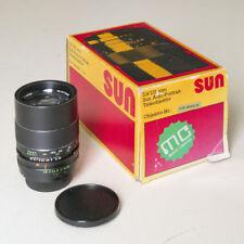 Para Minolta mc y MD: Sun FM mc 2,8/135