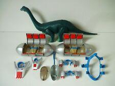 Dino Riders DIPLODOCUS avec accessoires / Tyco 80's
