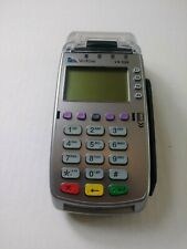 Verifone Vx520 Credit Card Terminal Dial/Ctls for Parts or Repair Untested