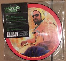 Flaming Lips Christmas on Mars Picture Disc Silent Night Sealed New