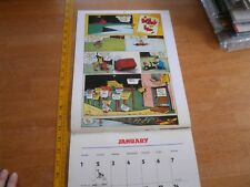 Krazy Kat 1988 calendar George Herriman 12 months cut cover