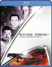 Star Trek Ix: Insurrection [New Blu-ray] Dubbed, Subtitled, Widescreen