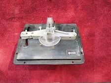 Dremel Model 231 Shaper/Router Table