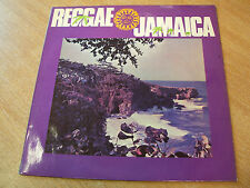 reggae jamaica vol 1 original 1972 uk trojan records vinyl lp tbl 181