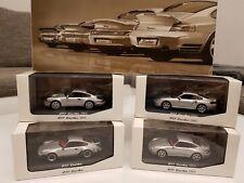 Porsche 911 History Turbo Set 1:43 Minichamps WAP 020 Set 04 - 930 964 993 996