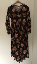 Azbro Floral Maxi Dress Size Small New With Tags