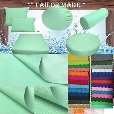 PL31-TAILOR MADE Outdoor Waterproof SunUmbrela Mint Green Patio sofa seat cover