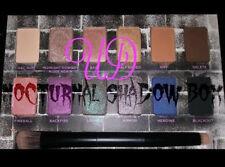 NiB urban decay NOCTURNAL Shadow Box eyeshadow palette