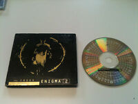 Enigma - 2 - THE CROSS OF CHANGES - Limited Edition 24 ct. GOLD CD © 1994 +Bonus