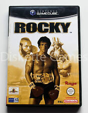 ROCKY - GAMECUBE GC GAME CUBE - PAL ESPAÑA