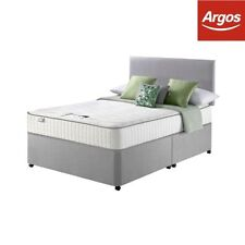Silentnight Medium Firm Pocket Sprung Beds with Mattresses