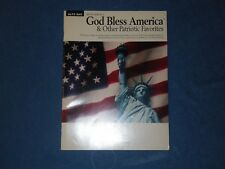 IRVING BERLIN'S GOD BLESS AMERICA & OTHER PATRIOTIC FAVORITES - ALTO SAX