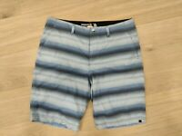 Quiksilver Casual Shorts Trousers Mens Size W34