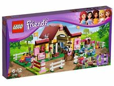Lego 3189 Friends Heartlake Stables 2 Horses ** Sealed Box