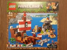Lego 21152 Minecraft - The Pirate Ship Adventure