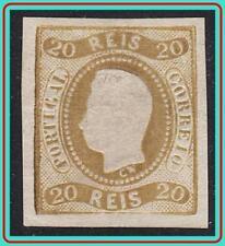 PORTUGAL 1866 KING LUIZ (REPRINTS ?) SC#19 MINT NG CV$175