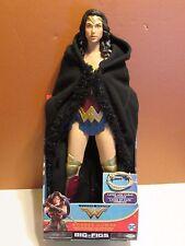 Wonder Woman Movie 2017 Big Figs Limited Edition 19-Inch Figure w/ Cloak & Lasso