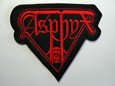 ASPHYX    EMBROIDERED  PATCH