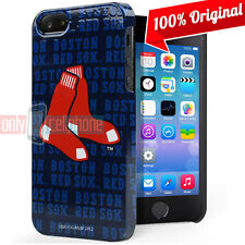 Boston RED SOX Apple iPhone 5 5S SE Official MLB Slim Case Plastic Snap Cover