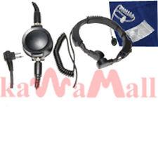 Big PTT Throat Mic for Motorola CP-100 CP-125 CP-150 CP-200 GP-300 GP-68 Radios
