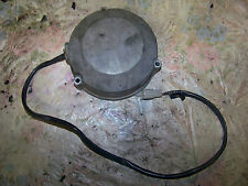 1981 Yamaha Maxim XJ650 XJ 650 electrical part w/ wiring and Cover