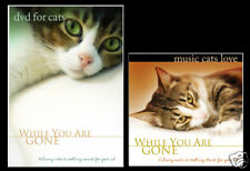 DVD For Cats + Music For Cats CD (Combo Pak) Cat video Cat CD Cat music Cat DVD