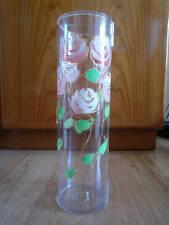 Pintado a mano de plástico Cajas de regalo para botella de champagne