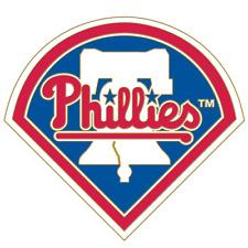 Philadelphia Phillies Hat Lapel Pin Logo