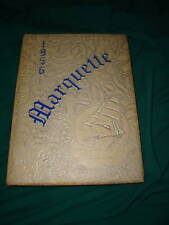 BISHOP NOLL HIGH SCHOOL YEARBOOK 1956 MARQUETTE HAMMOND INDIANA