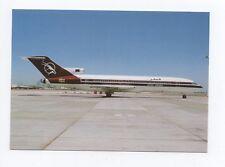 QATAR AIRWAYS B-727-2M7 A7-ABC c/n 21951 at Dubai 6/1995 (pochette 6)