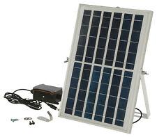 Solar Akku Set für automatische Hühnertür Hühnerklappe Stallöffner Pförtner Huhn