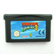 Gameboy Advance GBA Jeu Donkey Kong Country 3