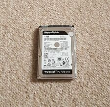 """Western Digital Black 1TB 2.5"""" Hard Disk Drive 7200rpm 6Gb/s"""