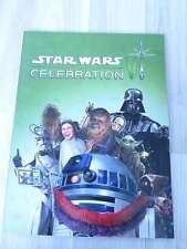 Star Wars Celebration VI Souvenir Programm