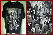 Leonard Cohen-Grafica T-Shirt (Xl) Nuovo e mai indossato