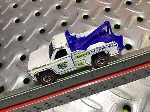 1974 Hotwheels Larrys Towing Redline Nice