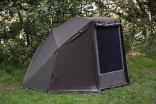 Wychwood Fishing MHR Brolly Overwrap -Aluminium Pegging Points, Letter Box Front