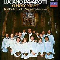 Luciano Pavarotti O heilige Nacht-Weihnachten mit (1976/90) [CD]