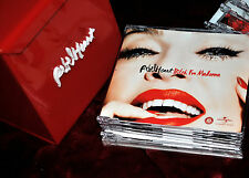Madonna Rebel Heart Box Singles Brazil+CD Superdeluxe Vogue Lot promo Sex rare