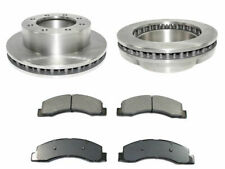 Front Brake Pad and Rotor Kit For Ford Excursion F250 Super Duty F350 DG19Y1