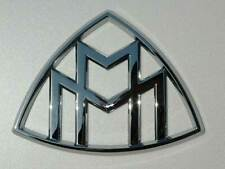 Mercedes Maybach Emblem Badge Chrome OEM