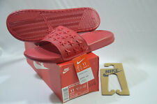 Nike Benassi JDI QS Slide Sandal Size US Men 11 UK 10 EUR 45 RED INDEPENDENCE