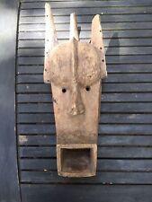 Maske Afrika Affe Holzmaske Pavian? Kunst
