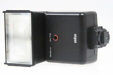 Braun Vario Zoom 340 SCA, Aufsteckblitzgerät mit X- und Mittenkontakt #24870202