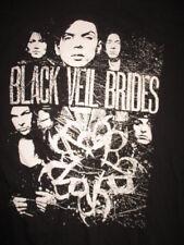 BLACK VEIL BRIDES (LG) T-Shirt Andy Biersack Jake Pitts Jinxx Christian CC Coma
