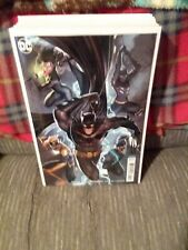 Batman and the outsiders 1 high grade copy and key book cgc ready variant cover