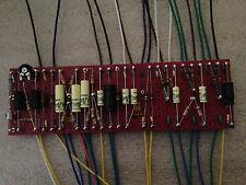 Hand Wired JTM45 Turret Board,Sozo Vintage,Mallory,Alan Bradley
