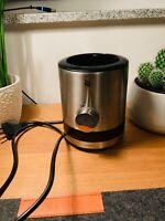 Retro Mikrowelle 1000Watt Grill 25 Liter dunkelgrün Vintage *63674 Karton defekt