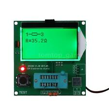 New All-in-1 Component Tester Transistor Diode Triode Capacitance ESR Meter O7WC