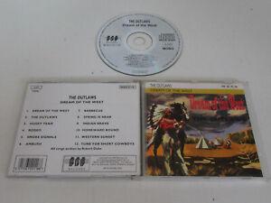 The Outlaws – Dream Of The West / Bgo Records – BGOCD118 CD Álbum